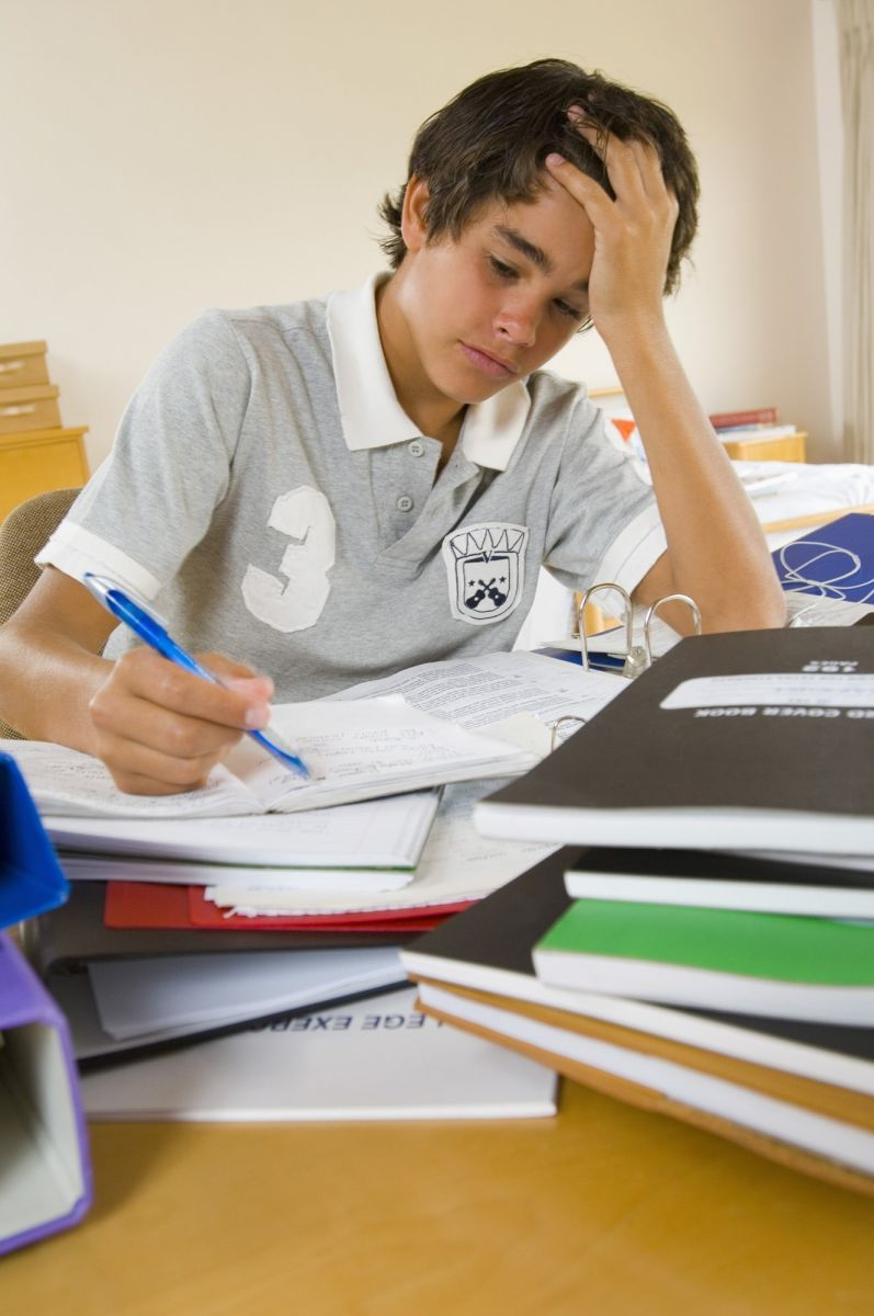 Homework help for high school students