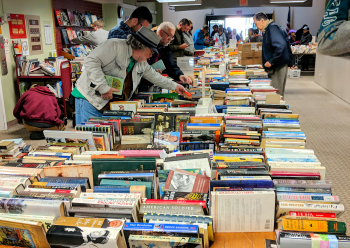 Camden County Library Giant Book Sale