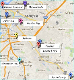 Our Branch Locations