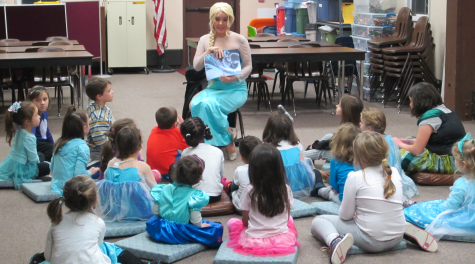 Storytime with Elsa