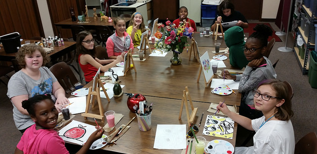 Gloucester Twp. Art Club