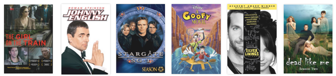 Hoopla Movies and TV