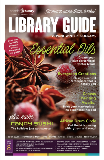 Library Guide: the Camden County Library System Newsletter