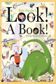 Look! A Book!: [A Zany Seek-and-Find Adventure] / Bob Staake