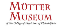 Mutter Museum: Click on the image to view the museum pass availability in our catalog