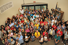Camden County Library Staff, May 2011