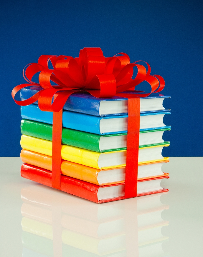 Donate books for kids this holiday season